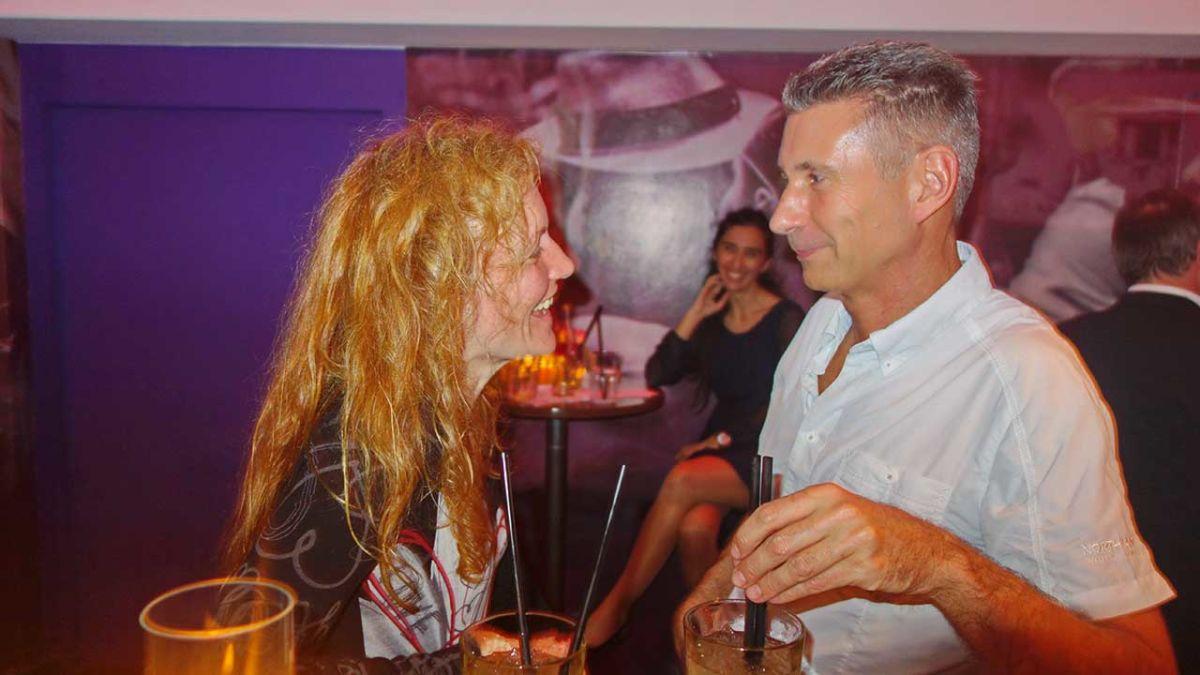 Geburtstagsfeier von Michael Paech