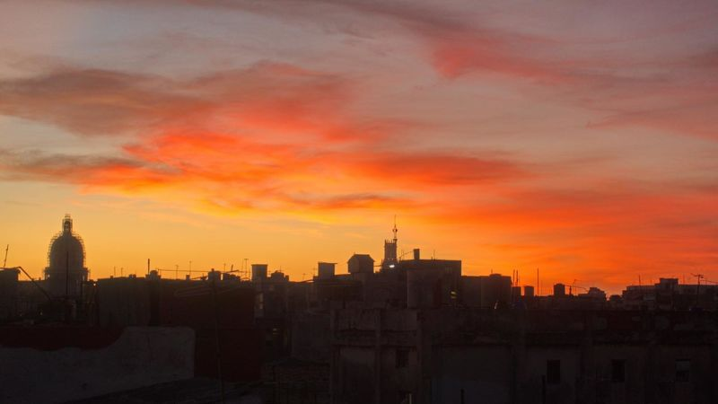 Havanna, Sonnenaufgang