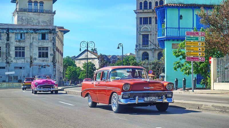 Havanna, Oldtimer