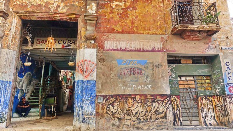 Havanna, Häuserblock