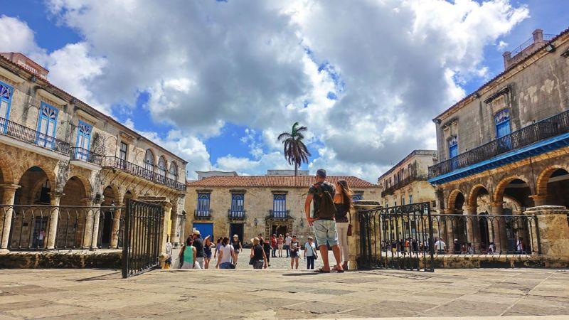 Havanna, Plaza de la Catedral
