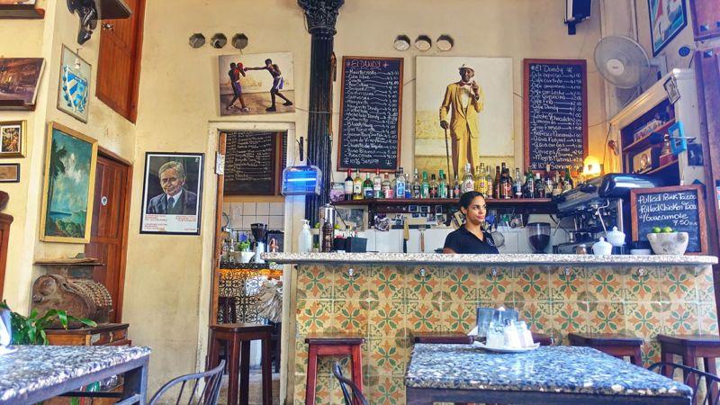 Havanna, Bar El Dandy