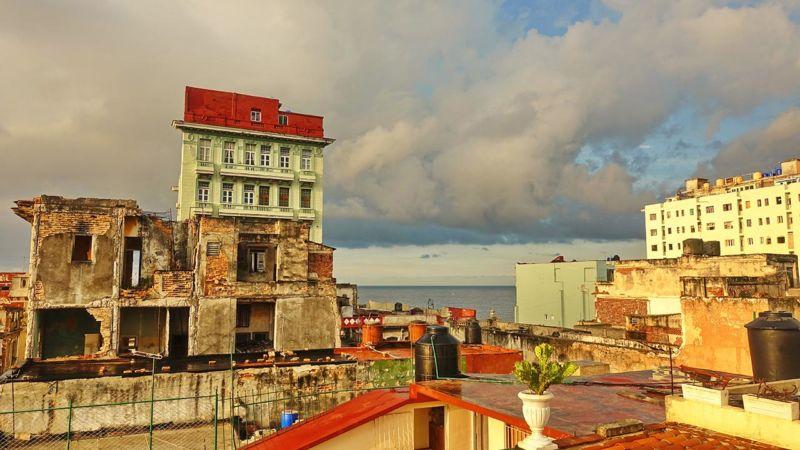 Havanna, Blick über die Dächer