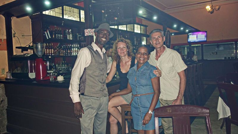 Havanna, Café Europa
