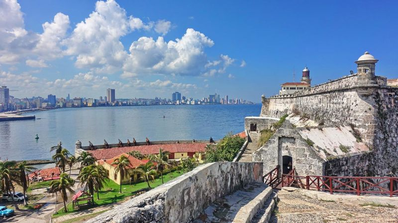 Havanna, Castillo del Morro