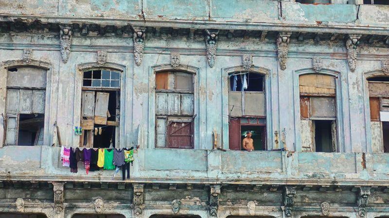 Havanna, Altes Haus