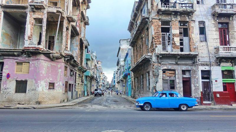 Havanna, Calle Perseverancia