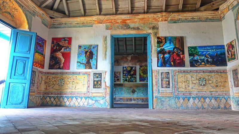 Trinidad, Galería de Arte