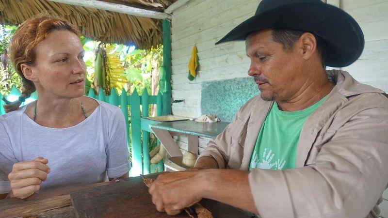 Viñales, Tabakherstellung