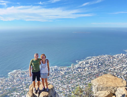 Kapstadt, Südafrika – Januar 2018