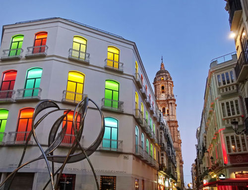 Málaga – Spanien, Juni 2018