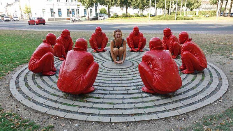 Die Roten Männer