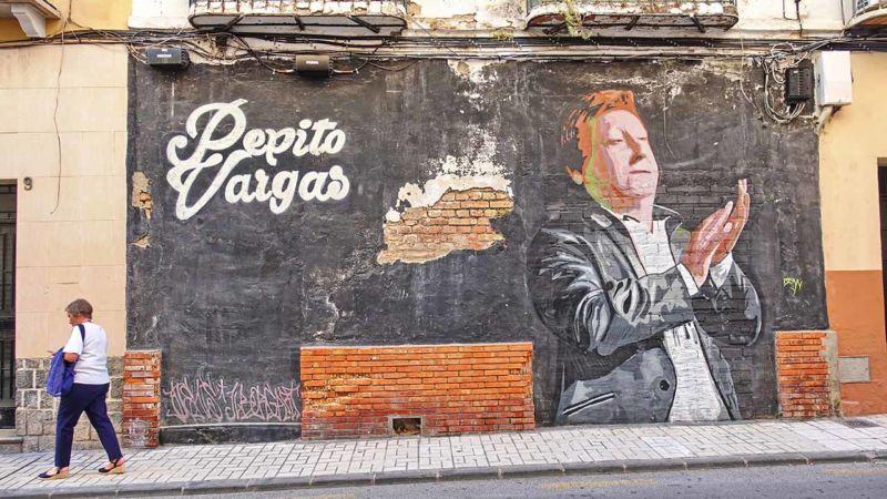 Graffiti Pepito Vargas