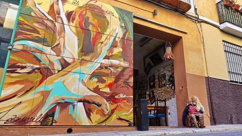 Málaga Graffiti