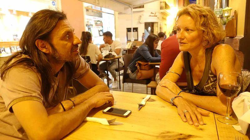 Abendessen mit Miguel