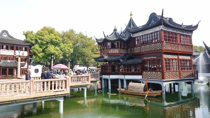 Yu Garden Viertel