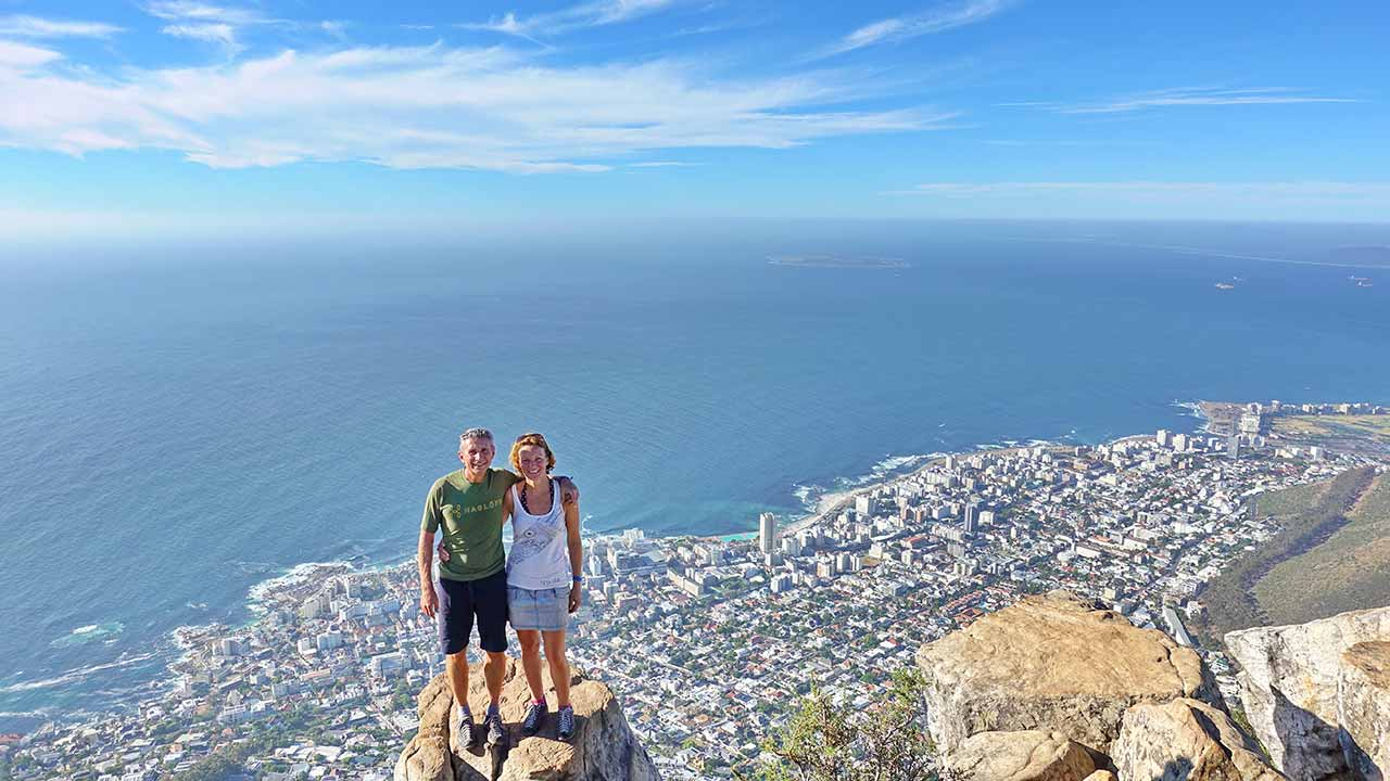 Lions Head mit Seapoint