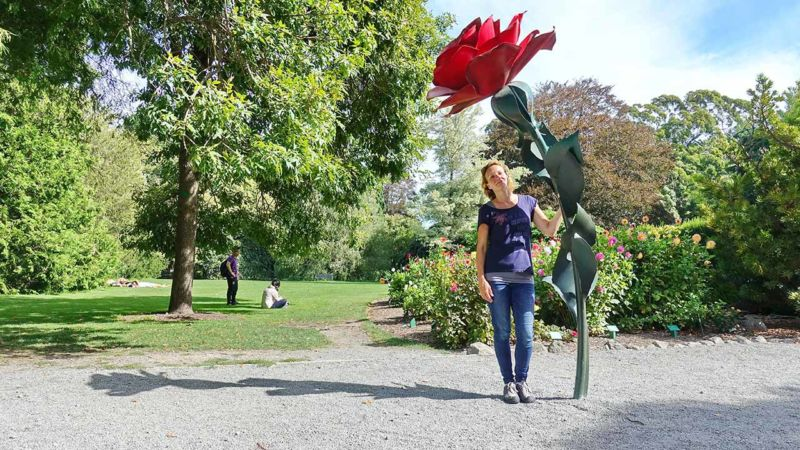 Botanical Garden Christchurch