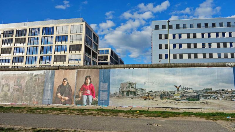East Side Gallery (2016/08)