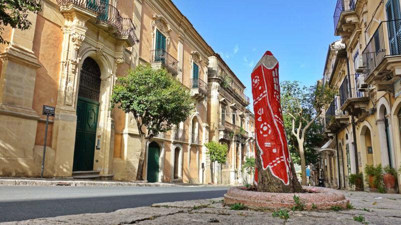 Streetart in Ragusa