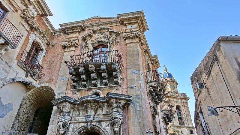 Palazzo in Ragusa