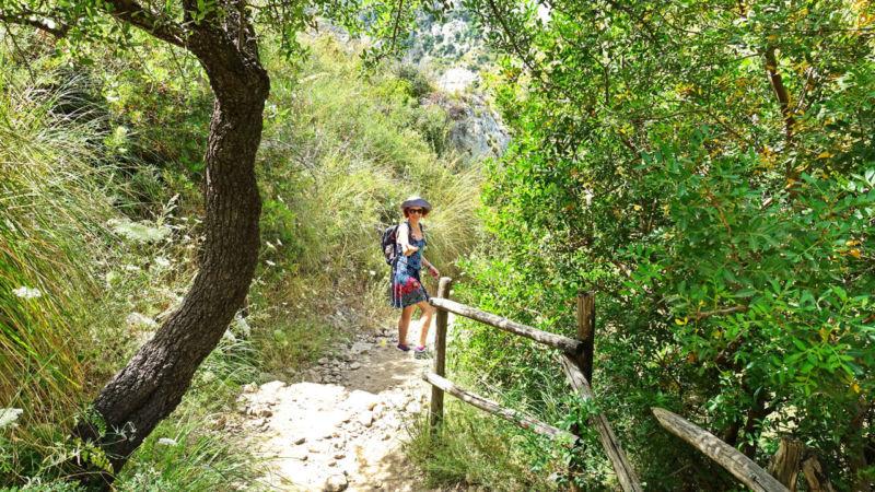 Wanderung Cava Grande