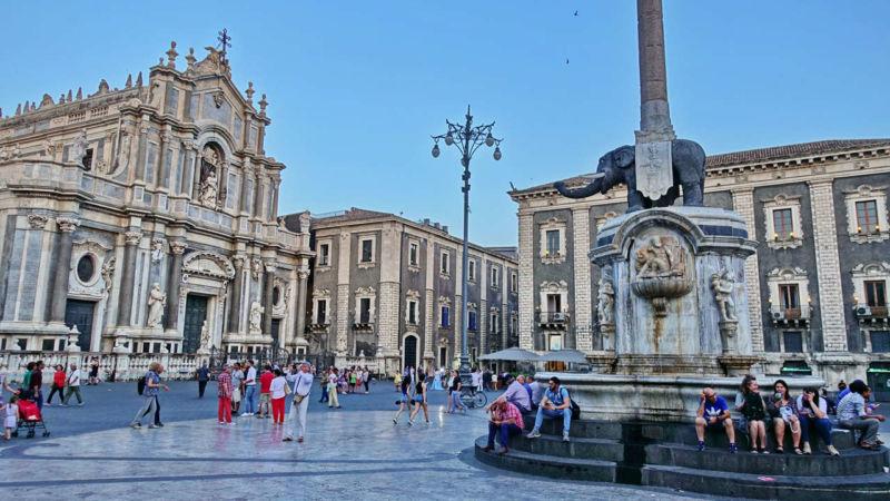 Domplatz Catania