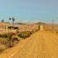 Staubpiste auf dem Weg in das De Hoop Nature Reserve
