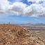 Blick vom Calderón Hondo über Fuerteventura